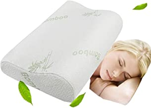 Maternity Nursing Orthopedic V-Shaped Neck Support Pillow With Free Percale Black Case by Charlote Anderson