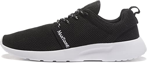 MANTOONE Men's Women's Sports Running Shoes Fashion Breathable Mesh Soft Sole Casual Athletic Lightweight Unisex Sneakers