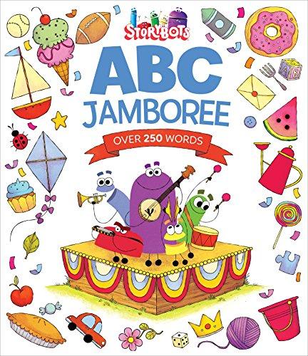 StoryBots ABC Jamboree (StoryBots) (English Edition)