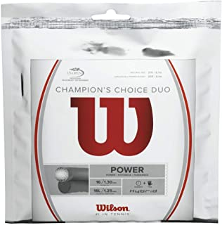 Wilson(ウイルソン) テニス ストリング ガット KEI'S CHOICE PREMIER (ケイズチョイスプレミア)  III /  IV [ハイブリッド] ウィルソン