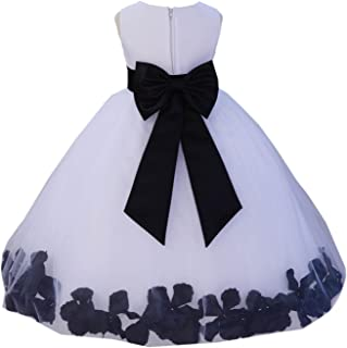 cute girl in black dress