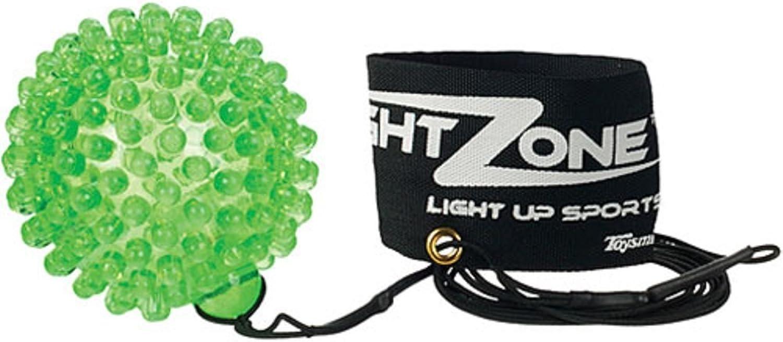 edición limitada NightZone Light Light Light up Sports Flash Back Rebound Ball (Sold Individually - Colors Vary) by Juguetesmith  calidad garantizada