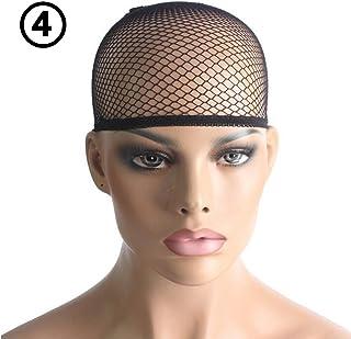 Malla unisex elástica/Medias de lujo Peluca de pelo Cap