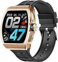 Smart horloge, fitness tracker, waterdichte outdoor sport Bluetooth call armband calorie teller stopwatch-C