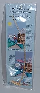 Maine Woodsman's Weather Stick