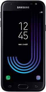 Samsung Galaxy J3 Dual Sim 16Gb Sm J330F Ds Factory Unlocked 4G Smartphone International Version Black