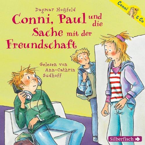 Conni, Paul und die Sache mit der Freundschaft (Conni & Co 8) Titelbild