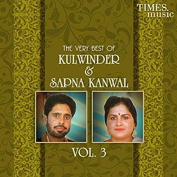 The Very Best of Kulwinder and Sapna Kanwal, Vol. 3