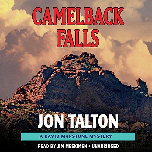 Camelback Falls audiobook cover art