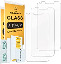 [3-Pack]-Mr.Shield for ZTE Maven 3 [Tempered Glass] Screen Protector [Japan Glass with 9H Hardness] with Lifetime Replacement