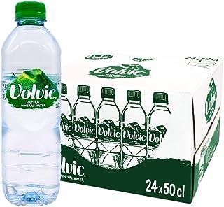 富维克(Volvic)天然矿泉水 500ml*24瓶/箱法国原装进口整箱价 18年11月生产