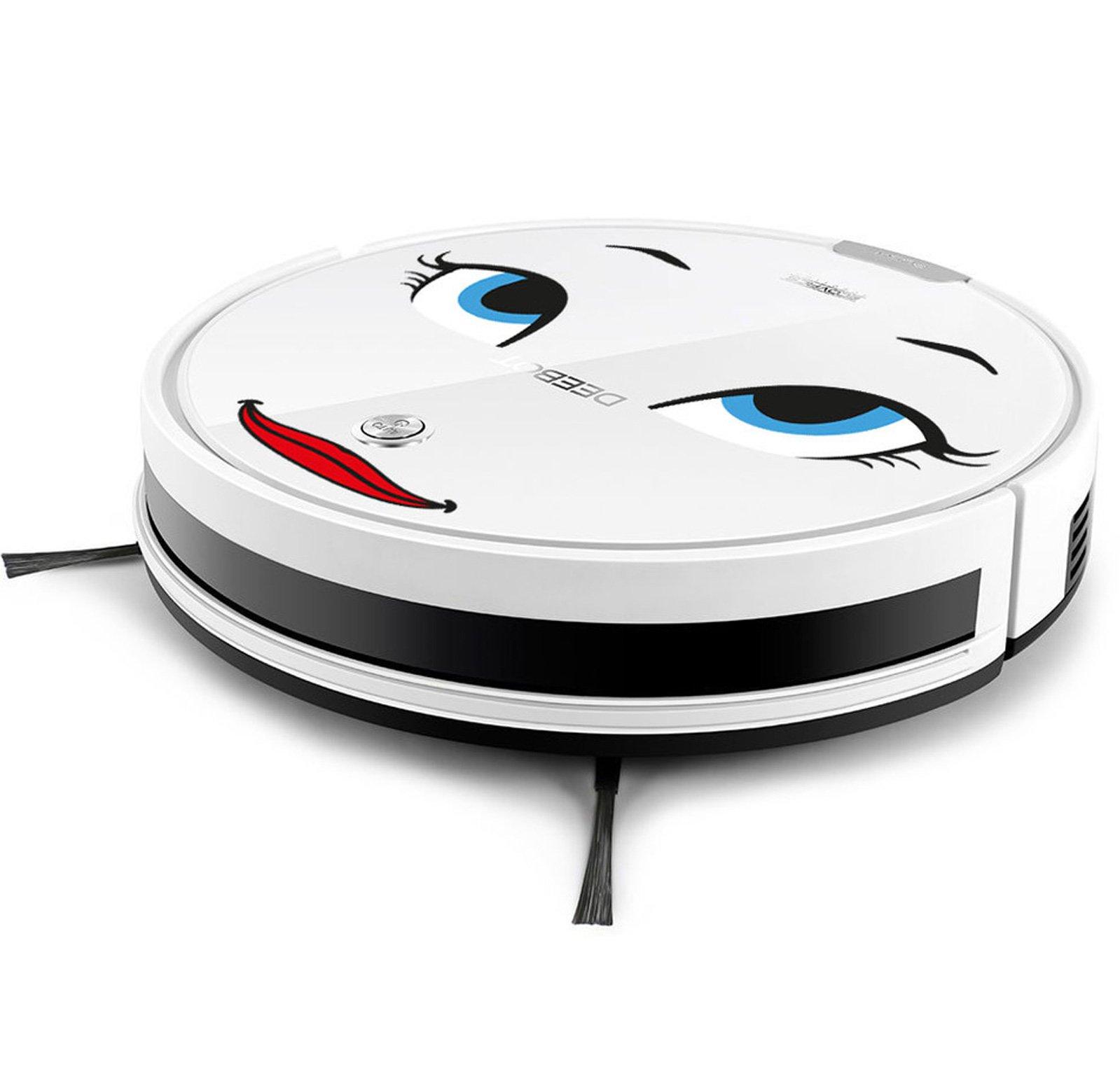 Pegatinas para el Ecovacs Deebot dm82 Robot aspirador: Amazon.es ...