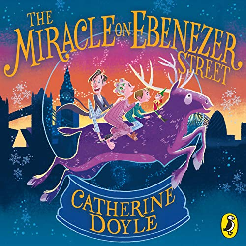 The Miracle on Ebenezer Street cover art