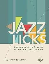 Jazz Licks: Comprehensive Studies
