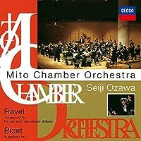 Bizet Ravel Stravinsky by Seiji Ozawa