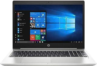 HP ProBook 450 G7 15.6インチラップトップコンピュータ - シルバー Intel Core i7-10510U プロセッサ 1.8GHz; 16GB DDR4-2666 RAM; 512GB ソリッドステートドライブ; In...