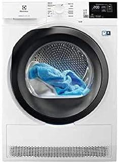 Electrolux EW8H4964IB sèche-linge Autonome Charge avant Blanc 9 kg A++ - Sèche-linge (Autonome, Charge avant, Pompe à chal...