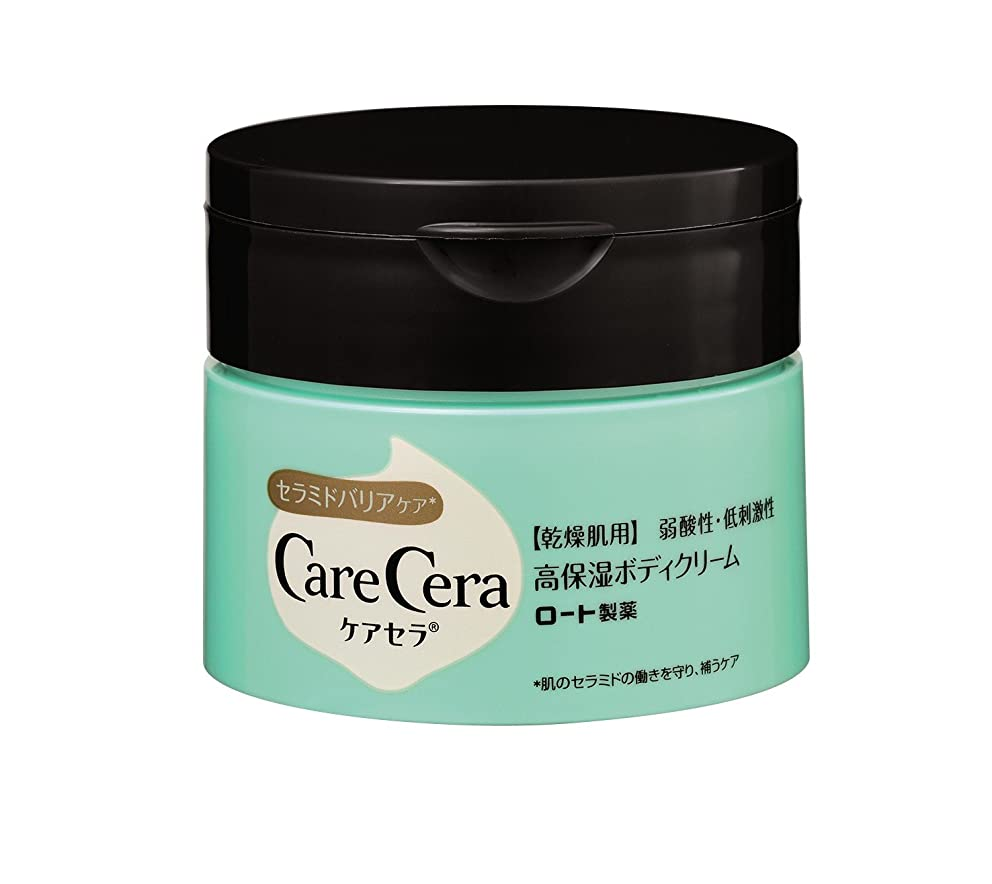 主要な構造回路CareCera(ケアセラ) 高保湿 ボディクリーム 100g
