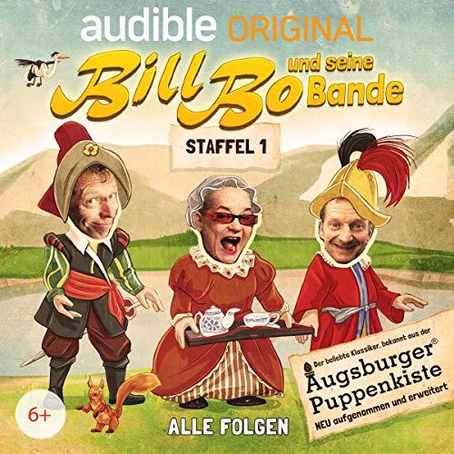 Bill Bo und seine Bande: Die komplette 1. Staffel cover art