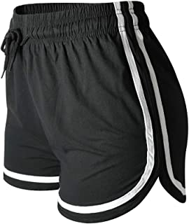 VALINNA Athletic Workout Gym Yoga Running Fitness Sports Shorts for Women Lounge Short Pants