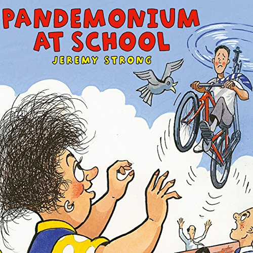 Pandemonium at School cover art