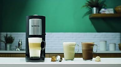 Krups XN8908 Nespresso Atelier - Variatie: zowel warme als koude koffierecepten - Met automische melkopschuimer