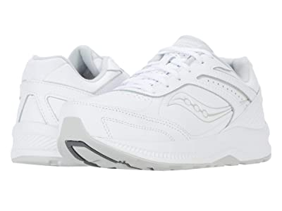 Saucony Echelon Walker 3 (White) Men