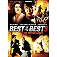 Best of the Best 3: No Turning Back [DVD]