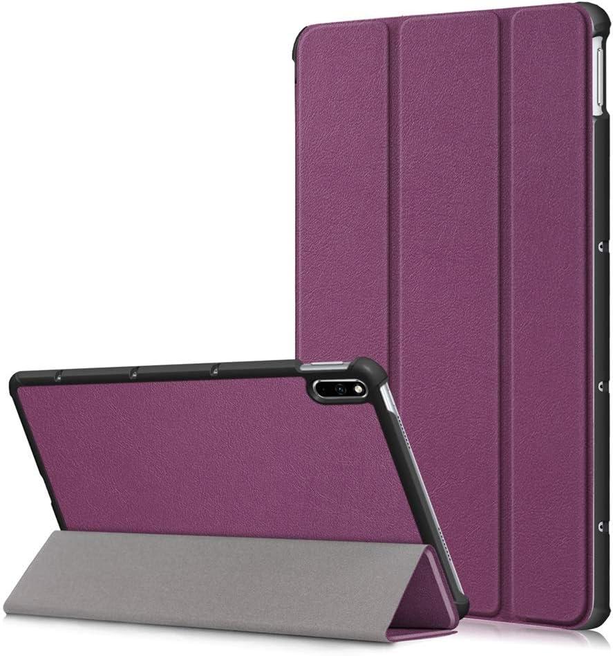 KATUMO H/ülle f/ür Huawei Matepad 10.4 Zoll Schutzh/ülle Slim H/ülle mit Standfunktion f/ür MatePad BAH3-AL00//BAH3-W09 PU Leather Case Protective