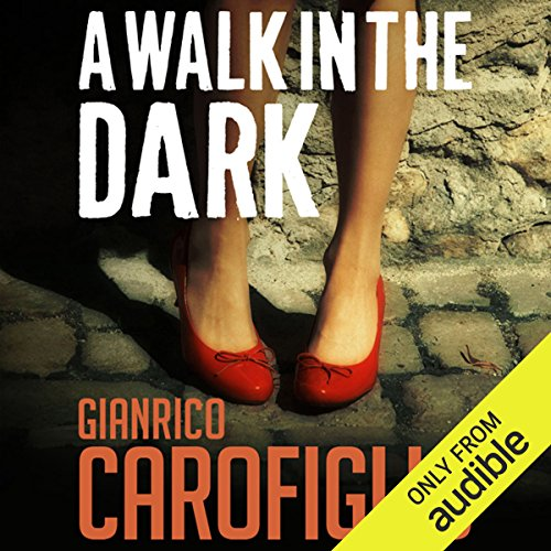 A Walk in the Dark audiobook cover art