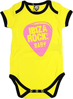 Plectrum Baby Grow 2016 Ibiza Rocks