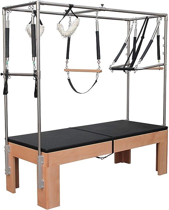 Palestra pilates, yoga classico riformatore di legno pilates, pilates professionale per studio/home club gfddz 330-044-204