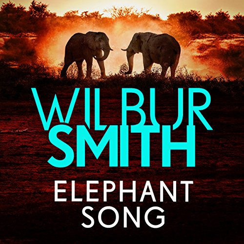 Elephant Song audiobook cover art