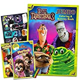 Hotel Transylvania Coloring and Activity Book Super Set -- 2 Deluxe Hotel Transylvania Coloring Books and Play Pack with Stickers, Crayons and More (Hotel Transylvania Party Pack)