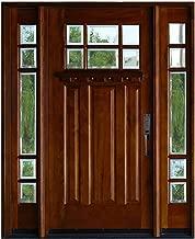 Best exterior entry doors wood Reviews