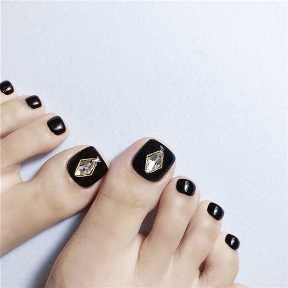 Wird schwarz fußnagel Nagelverfärbungen: Ursachen