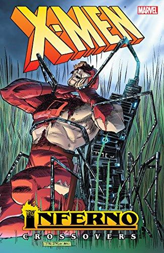 X-Men: Inferno Crossovers (English Edition)