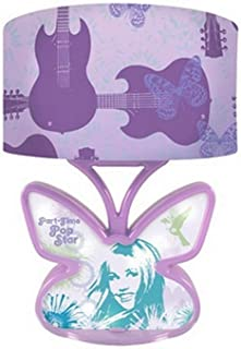 KNG America 001169 Hannah Montana Table Lamp