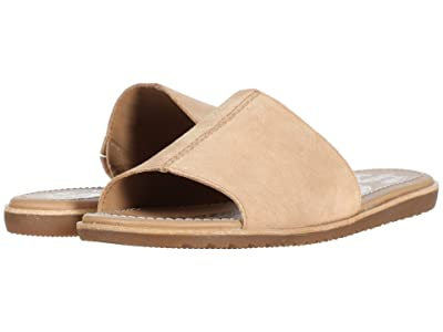 SOREL Ellatm Block Slide (Honest Beige) Women