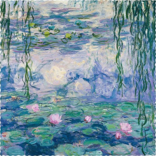 Wooden Jigsaw Puzzles - Claude Monet, Waterlilies - 237 Unique Wooden Pieces. Made in