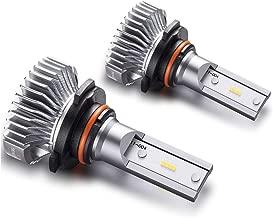 SEALIGHT 9145/9140/9045/9040 LED Fog Lights Bulbs Daytime Runing Lights Cool Xenon White 4000 Lumen 6000K Non-polarity