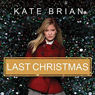 Last Christmas audiobook cover art