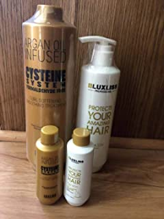Best cystine hair smoothing system Reviews