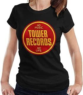 NGAIMI Tower Records Logo Women's T-Shirt