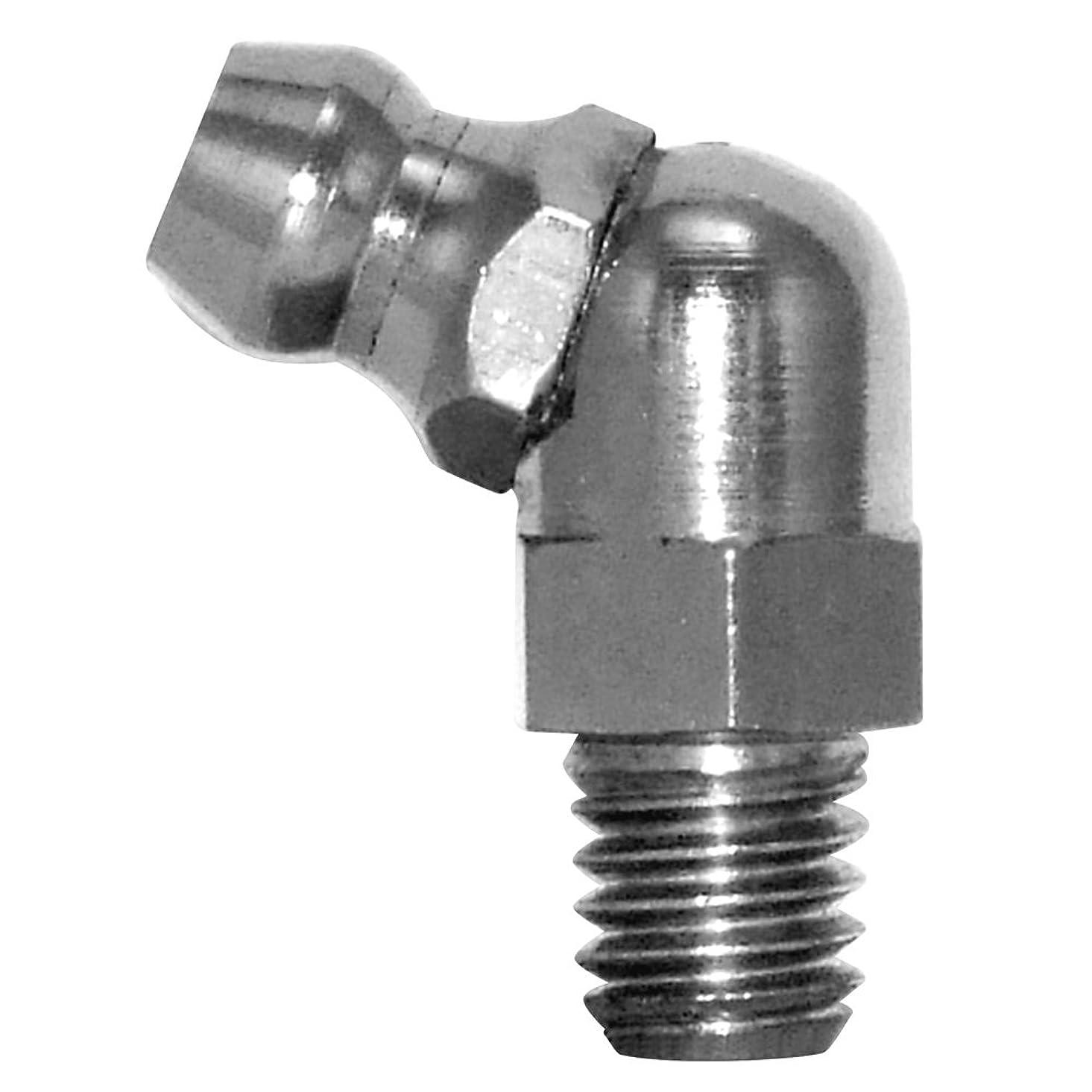おとなしい記念碑的なやるAZ(エーゼット) グリスニップル 真鍮 [3個入] 67-6×P1.0 (グリースニップル?注油工具) GB704