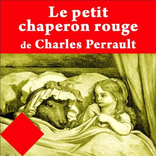 Le petit chaperon rouge audiobook cover art