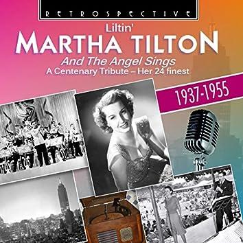 Martha Tilton and the Angel Sings