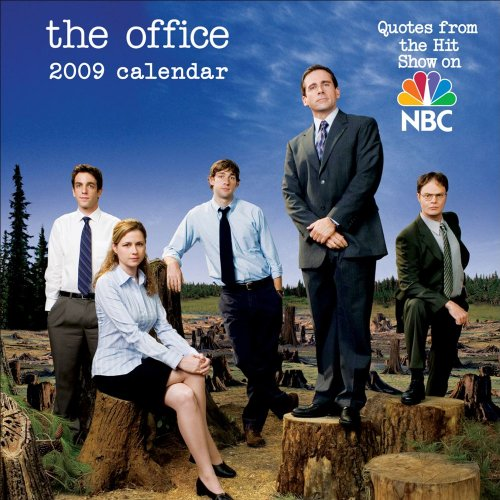 The Office (based on the NBC sitcom): 2009 Day-to-Day Calendar