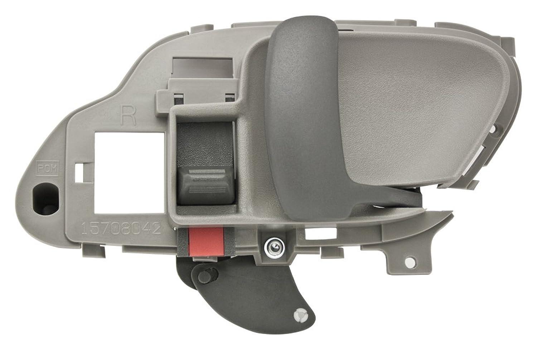 IPCW DH-GR0318B2-IN Gray Passenger Side Front Inner Door Handle