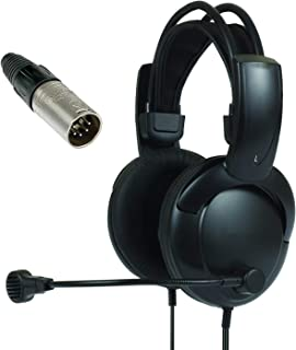 headphones with xlr connector